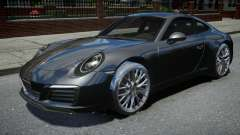 Porsche 911 Carrera S (991.2) 2017 for GTA 4