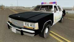 Sheriff Car RE:2 Remake