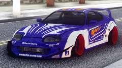 Toyota Supra Rocket Bunny Sport for GTA San Andreas