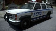 Declasse Granger Retro Police for GTA 4