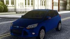 Ford Focus Hatchback Indigo for GTA San Andreas