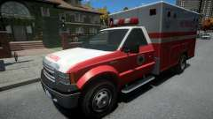 Vapid Sadler Ambulance