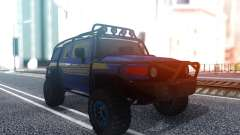 Toyota FJ Cruiser Offroad for GTA San Andreas
