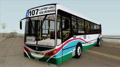 Linea 107 Metalpar Iguazu II Agrale MT17 Interno for GTA San Andreas