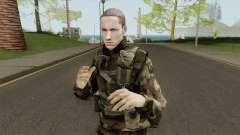 Eminen Militar for GTA San Andreas