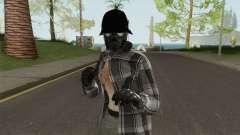 GTA Online Skin 3 HQ for GTA San Andreas