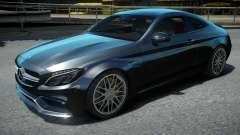 Mercedes-Benz C63S AMG Coupe 2017