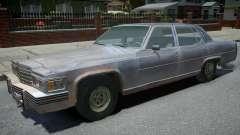 Cadillac Fleetwood 1978 (Rusty)