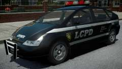 Dilettante LCPD Police for GTA 4