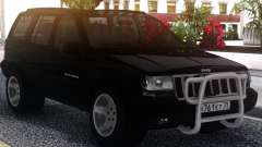Jeep Grand Cherokee Pasha Pala