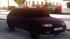 VAZ 2114 Dark for GTA San Andreas
