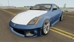 Annis ZR380 GTA V IVF for GTA San Andreas