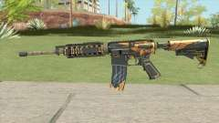 Rules Of Survival AR15 Tercel for GTA San Andreas