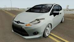 Ford Fiesta 2010 (SA Style) for GTA San Andreas