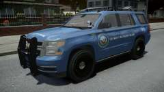 Chevrolet Tahoe US NAVY Military Police