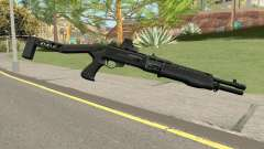 Contract Wars SPAS-12 for GTA San Andreas