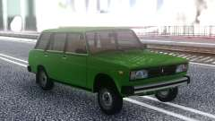 VAZ 2104 Green for GTA San Andreas