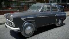 Moskvich 423 for GTA 4