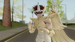 Pegasus Seiya In Sagittarius Golden Armor for GTA San Andreas
