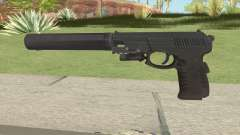 SR1M Pistol Suppressed for GTA San Andreas