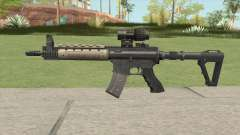 GDCW LR300 Rifle AimPoint for GTA San Andreas