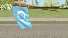 Flag Of East Turkestan for GTA San Andreas