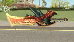 Monster Hunter Weapon V2 for GTA San Andreas