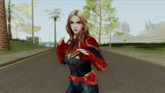 Marvel Future Fight - Captain Marvel (Movie) for GTA San Andreas