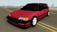 Honda Civic Wagon 1991