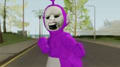 Slendytubbies 3 Tinky Winky Skin for GTA San Andreas