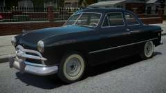 Ford Business Coupe 1949