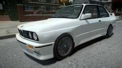 BMW M3 E30 Stock Rims for GTA 4