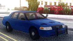 Ford Crown Victoria Classic Blue for GTA San Andreas