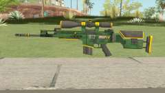 CS-GO SCAR-20 (Powercore Skin) for GTA San Andreas