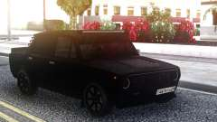 VAZ 2101 Black Glass for GTA San Andreas