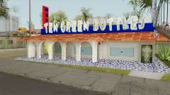 Ten Green Bottles (New Textures) for GTA San Andreas