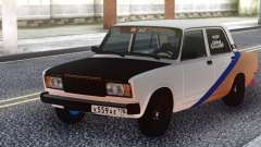 VAZ 2107 Sport Tuning for GTA San Andreas