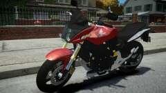 Honda Hornet CB600F for GTA 4