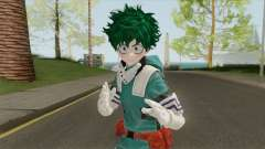 Izuku Midoriya (Jump Force) for GTA San Andreas