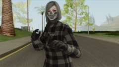 Female Random Skin From GTA V Online for GTA San Andreas