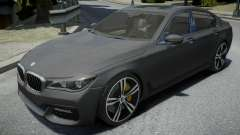 BMW 750Li xDrive for GTA 4
