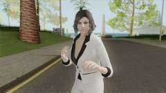 Female Random Skin 3 From GTA V Online for GTA San Andreas