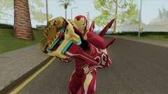 Iron Man Mark H Skin for GTA San Andreas