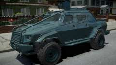 HVY Insurgent Pick-Up for GTA 4