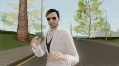 Male Random Skin 2 From GTA V Online for GTA San Andreas