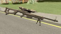 KSR-29 Sniper Rifle New for GTA San Andreas