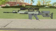 CS-GO SCAR-20 (Stormfront Skin) for GTA San Andreas