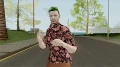 GTA Online Skin 2 HQ for GTA San Andreas