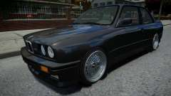 BMW M3 E30 BBS Rims for GTA 4