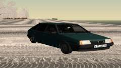 2109 Runoff Hatchback for GTA San Andreas